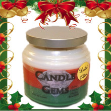 "Limited Edition ""Christmas Medley""  Candle Gem"