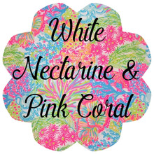 "White Nectarine & Pink Coral ""Shower Gel"""