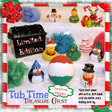 Christmas Medley Treasure Chest
