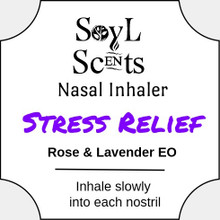"Stress Relief ""Inhaler"""
