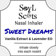 "Sweet Dreams ""Inhaler"""