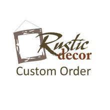 Custom Frames for Debra - See Scott