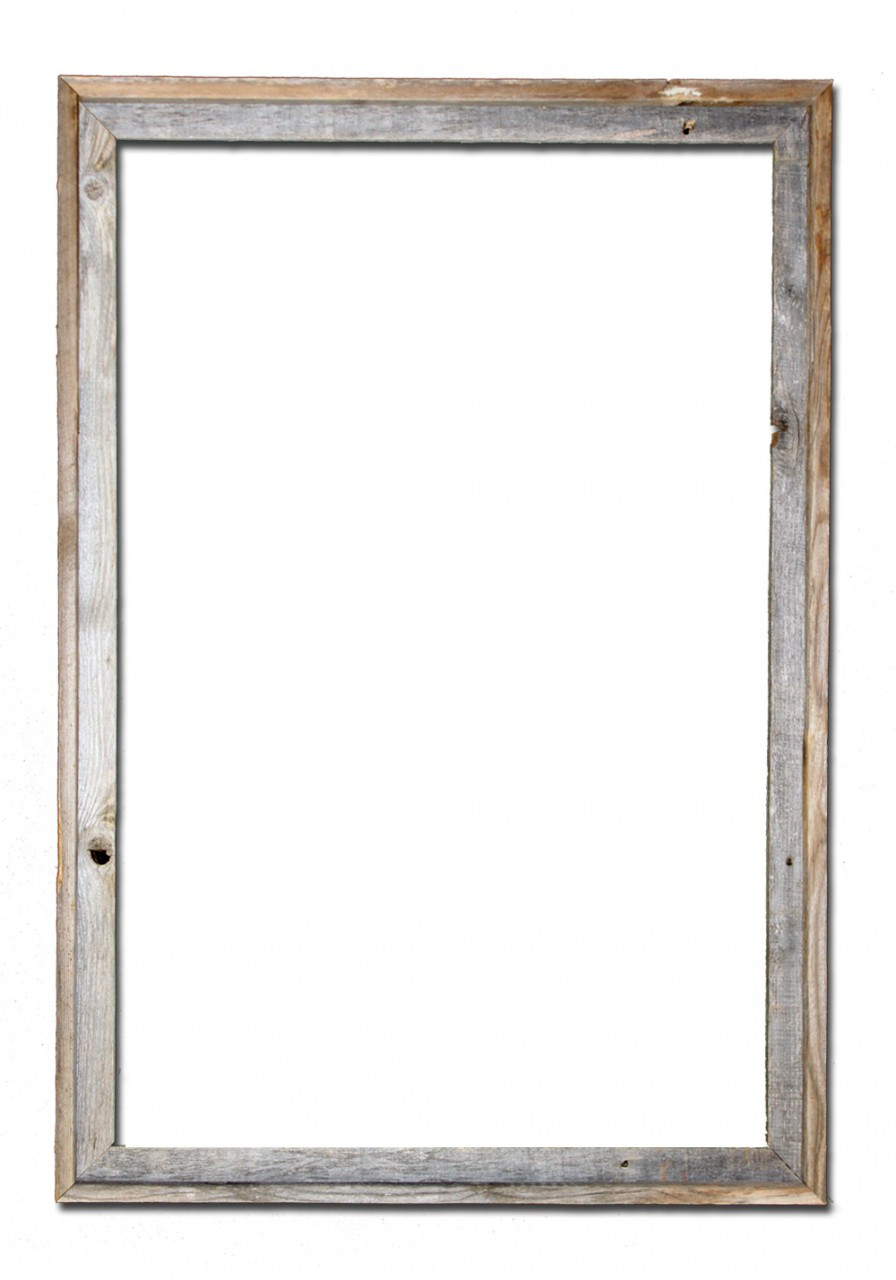 24x36 Picture Frames Signature Barnwood Reclaimed Wood