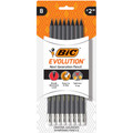 Evolution Pencils 8/pk BIC