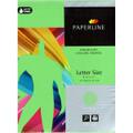 Bright Paper 500pk Green PAPERLINE