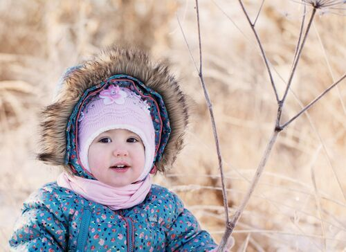367d7085e32 5 Tips for Dressing Your Child in Toddler 2-Piece Snowsuits and Adjustable  Snow Bibs for Cold Weather Play