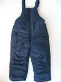 Rothschild 4-6X/7 Navy Bib Snowpants