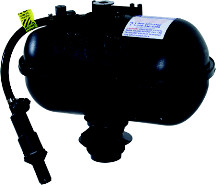 Sloan M-101526-FA Flushmate Pressure Assist Vessel 501-B - Center Push Button Style