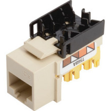 Quickport Cat 5 Telephone Jack -Iv