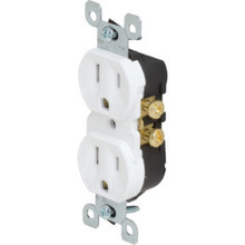 "15 Amp Duplex Wall Recptacle""Pkg Of 10"""