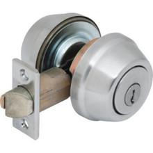 Kwikset Double Cylinder Gatelatch-Sc