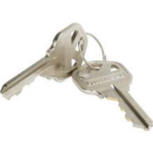 "Kw1 Randm Cut Keys""Pkg Of 25 Pr"""