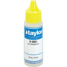 3/4 Ounce Pool Reagent #1, Chlorine Tester