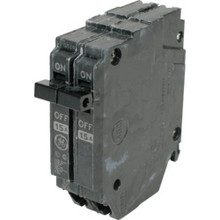 15A G.E. D/P Thin Circuit Breaker