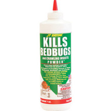 7 Ounce Bedbugs Powder Puffer Bottle