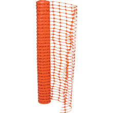 4 X 100' Orange Barrier Fence
