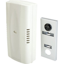 Two Note Door Chime With Door Viewer