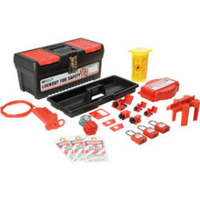 Personal Valve / Electrical Lockout Kit