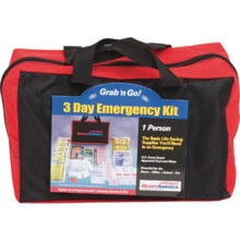 3-Day Emergency Kit - 1 Person