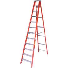 """12 Foot - Fiberglass Step Ladder """"Fob"""""""