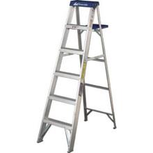 "6 Foot - Aluminum Step Ladder - ""Fob"""