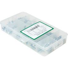 300-Pc Wall Plate Screw Kit White/Ivry