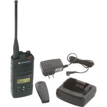 MOTOROLA RDU-UHF, 4-WATT, 16-CH