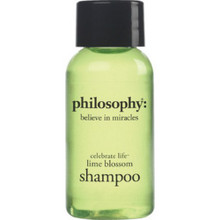 Philosophy Shampoo - 1 Ounce Bottle - 160 Pack