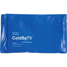 Relief Pak Re-Usable Cold Pack, Halfsize