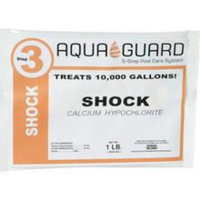 """Aqua Guard 1 Lb Cal Hypo Shock """"Pkg/24"""""""