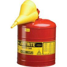5 Gallon Safety Can With Funnel