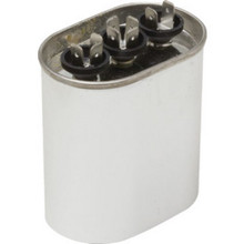370 X 35/3 Mfd Run Capacitor - Oval