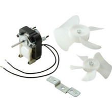 Exhaust Fan Motor Kit 2-Spd, 2 Blade