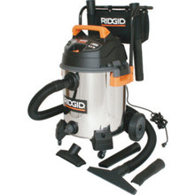 Ridgid 16 Gallon Prof. Steel Wet/Dry Vac