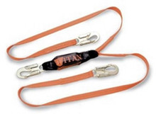 Lanyard 6Ft Double Legged Webbing