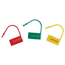 Safety Control Seals Green