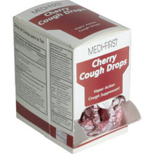 "Cherry Cough Drops ""Box Of 125"""
