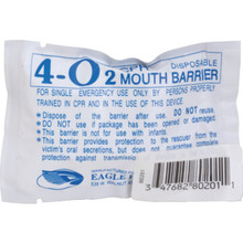 CPR Disposable Mouth Barrier