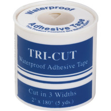 Triple Cut Adhesive Tape