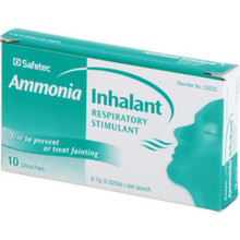 "Ammonia Inhalant ""Pkg Of 10"""