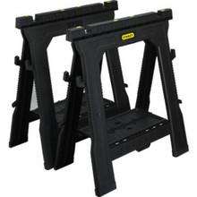 Twin Pack Folding Sawhorse
