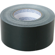 "3"" X 60 Yd Black Duct Tape"
