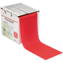 Theraband Latex Free 25 Yd Red