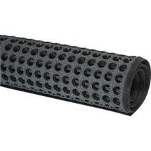 3 X 5' Rubber Safety Mat Grit - Coated