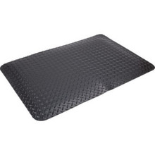 2 X 3' Diamond Foot Antifatigue Black