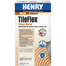 12.5 Lb Tileflex Thinset Mortar 425