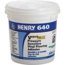 1 Gall Henry 640 Vinyllock Adhesive