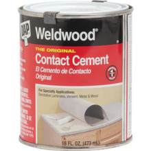 16 Ounce DAP Weldwood Contact Cement Adhesive