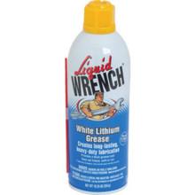 10.25 Ounce Aerosol White Lithium Grease