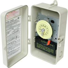 Intermatic 24 Hr Dpst Time Clock 208-277